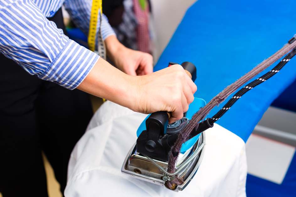 How does dry cleaning work?