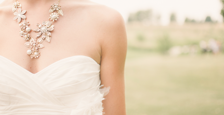 Impeccable wedding dress dry cleaning